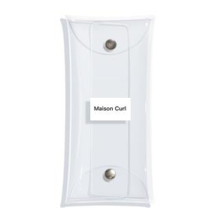 メゾンカール Clear Multipurpose Case