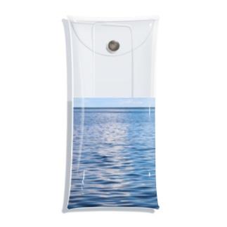 sea Clear Multipurpose Case