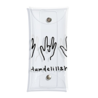 Humdelillah Clear Multipurpose Case