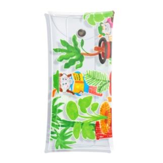 Shokubutsu2 Clear Multipurpose Case