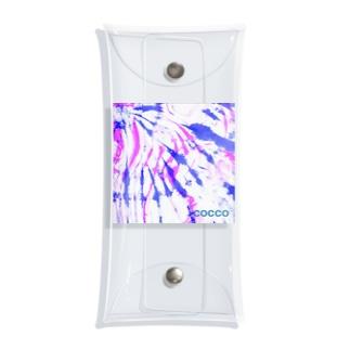 COCCOのCOCCO •B4 Clear Multipurpose Case