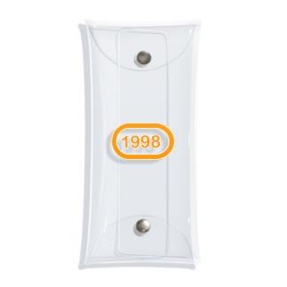 1998.2 Clear Multipurpose Case