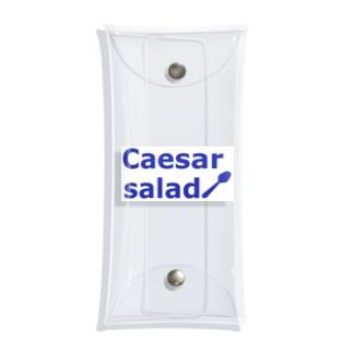 シーザーサラダ Clear Multipurpose Case
