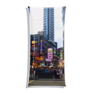 hongkong Clear Multipurpose Case