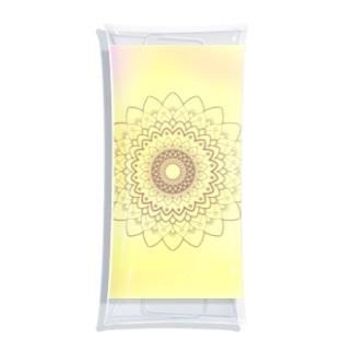 ちはやれいめいの夕焼けの花 Clear Multipurpose Case