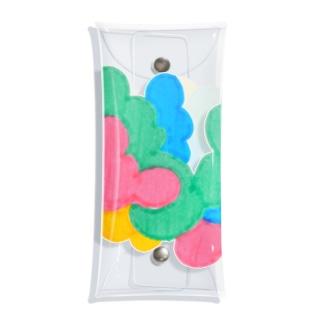 侵食 Clear Multipurpose Case