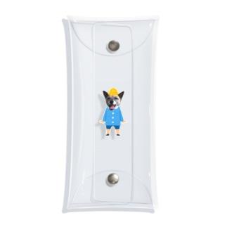いちごちゃん(幼稚園児バージョン) Clear Multipurpose Case