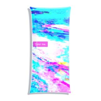Color me.7 Clear Multipurpose Case