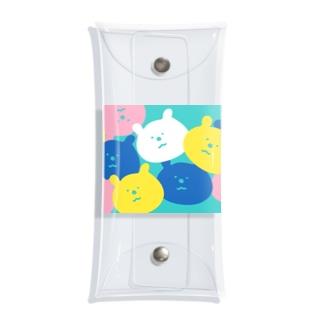 パラパラクマ レトロカラー3gr Clear Multipurpose Case