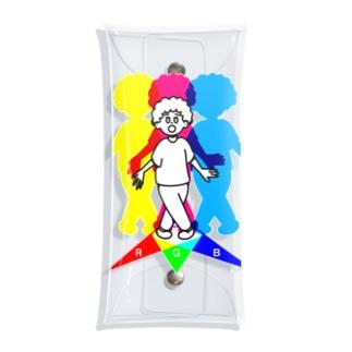 RGB アールジービー 224 Clear Multipurpose Case