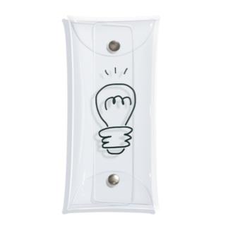 電球 Clear Multipurpose Case
