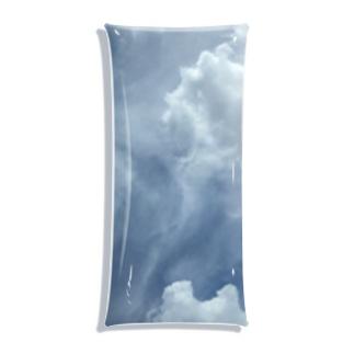 曇り Clear Multipurpose Case