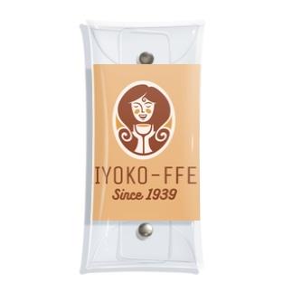 KIYOKO-FFEE Clear Multipurpose Case