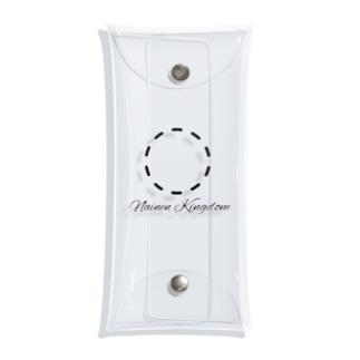ナイネン王国建国記念品 Clear Multipurpose Case