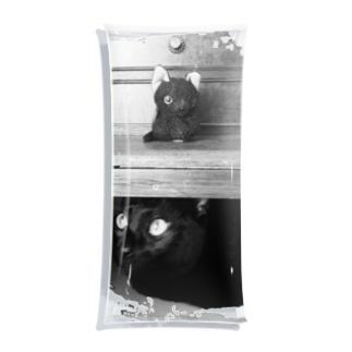 箪笥のKURONEKO Clear Multipurpose Case
