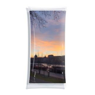La vue de Lyon Clear Multipurpose Case