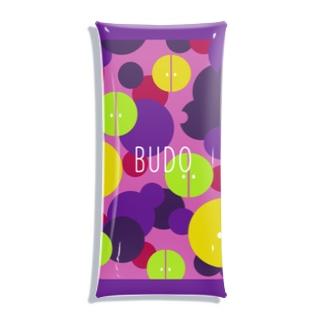 BUDO Clear Multipurpose Case