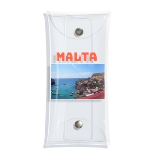 Malta Clear Multipurpose Case