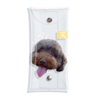 笑う犬2 Clear Multipurpose Case