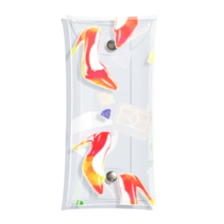 cute2 Clear Multipurpose Case