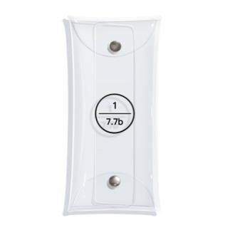 7.7bの7.7b Clear Multipurpose Case