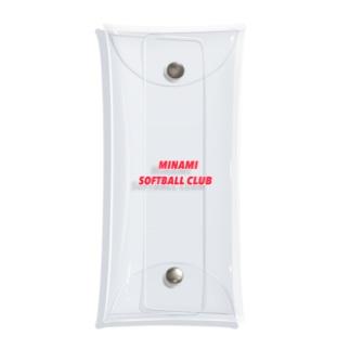 MINAMI Clear Multipurpose Case