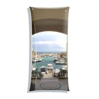 地中海 Clear Multipurpose Case