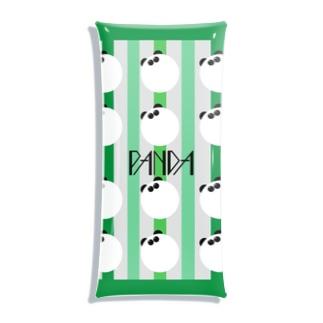 PANDA Clear Multipurpose Case