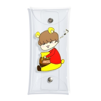 けいプー Clear Multipurpose Case