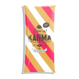 Come On! Kanma Clear Multipurpose Case