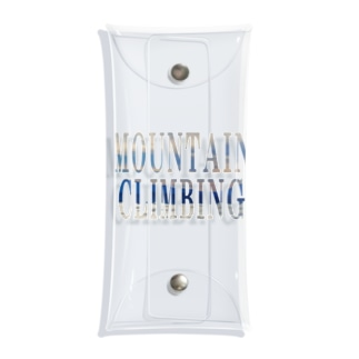 🎒MOUNTAIN CLIMBING Clear Multipurpose Case