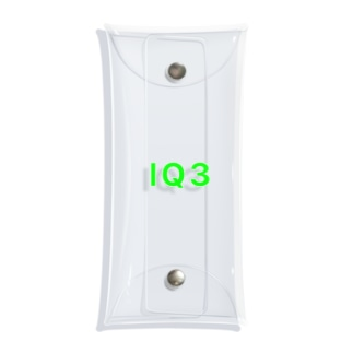 IQ3 Clear Multipurpose Case