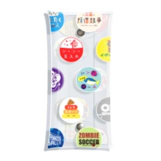 YURU SPORTS LOGO3 Clear Multipurpose Case