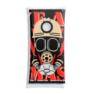 マスクのススメ~救護隊員~ Clear Multipurpose Case