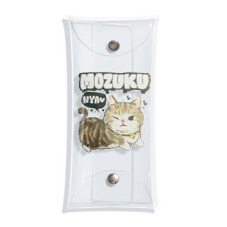 MOZUKU Clear Multipurpose Case