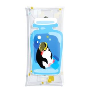 ペンギンの瓶詰めY Clear Multipurpose Case