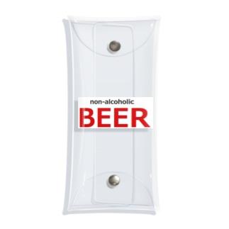 ノンアルコールビール ビール Clear Multipurpose Case