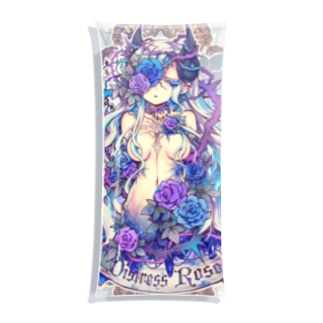 Distress Rose C(シャツ・グラスなど用) Clear Multipurpose Case