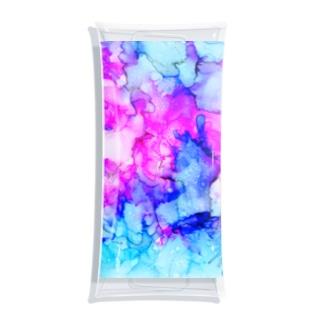 妖精界への入口 Clear Multipurpose Case