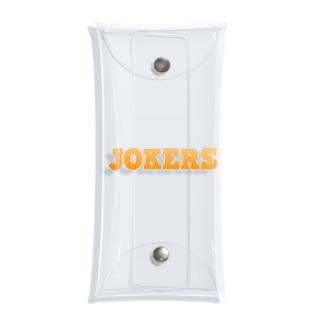 JOKERSグッズ Clear Multipurpose Case