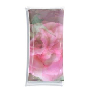 薔薇 Clear Multipurpose Case