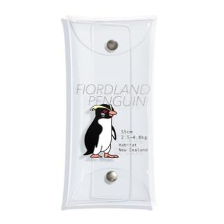 フィヨルドランドペンギン Clear Multipurpose Case