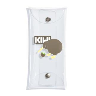 @miのKIWI&KIWI Clear Multipurpose Case