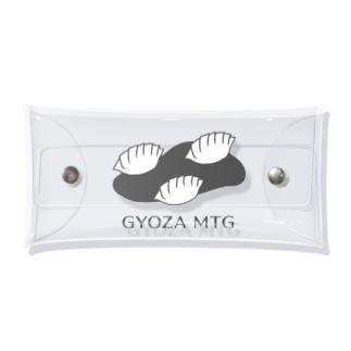 GYOZA MTG しゅっとバージョン Clear Multipurpose Case
