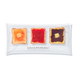 トースト Clear Multipurpose Case