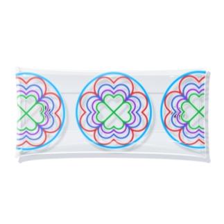 トレフブロン ロゴ Clear Multipurpose Case