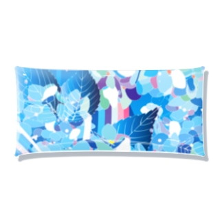 紫陽花 Clear Multipurpose Case