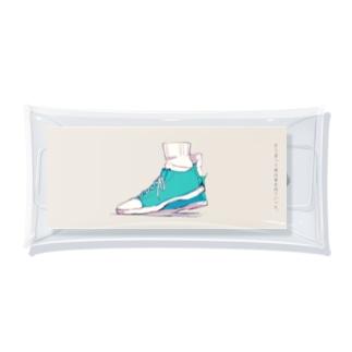 series:シネマスコープ Clear Multipurpose Case