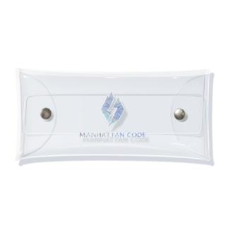 MHT_LOGO - MB_Blue Clear Multipurpose Case