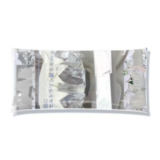 冷风 Clear Multipurpose Case